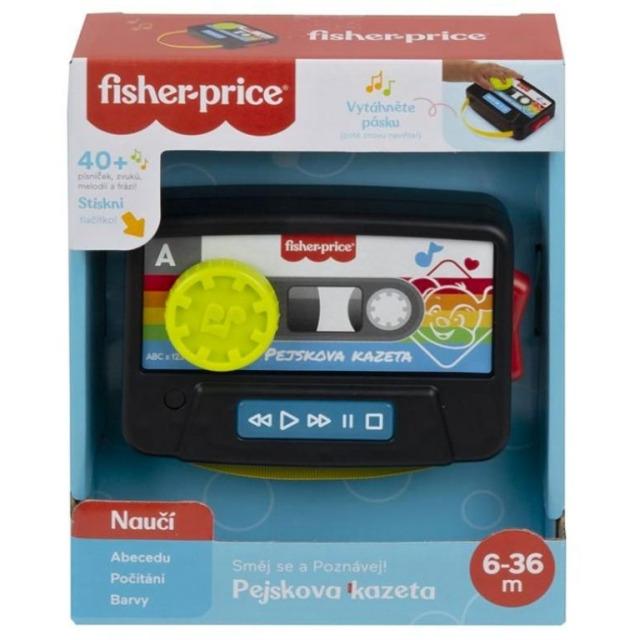 Obrázek produktu Fisher Price Pejskova kazeta, Mattel GXX24