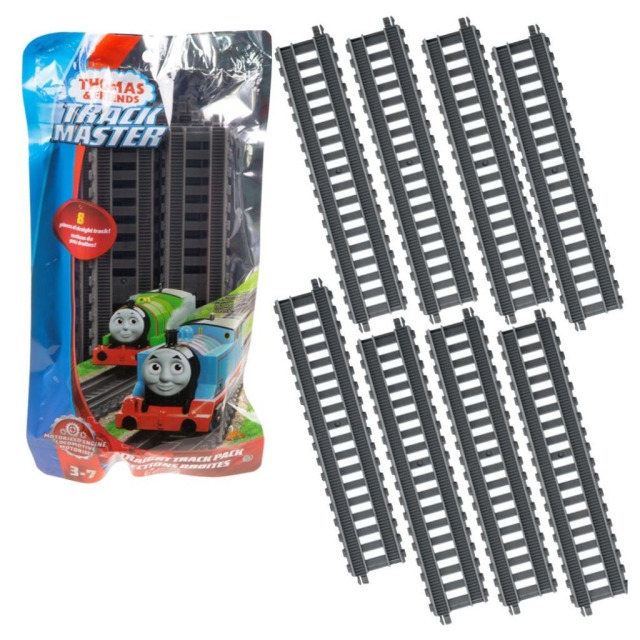 Obrázek produktu Fisher Price Tomášek a přátelé Koleje rovné, Mattel GGM03