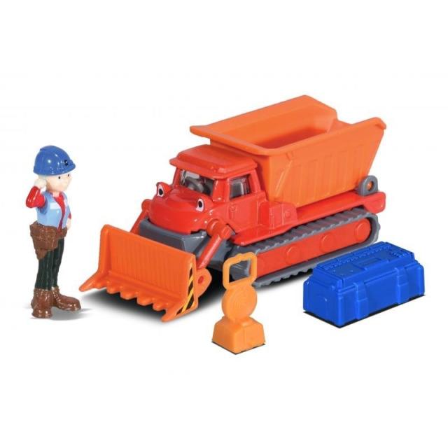 Obrázek produktu Dickie Bořek Sada auto buldozer Max a figurka