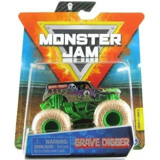 Obrázek 1 produktu Spin Master Monster Jam Grave Digger 1:64