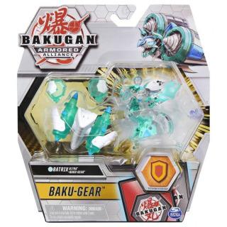 Obrázek 1 produktu Bakugan Baku-Gear drak s přídavnou výstrojí Batrix Ultra
