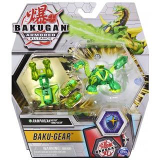 Obrázek 1 produktu Bakugan Baku-Gear drak s přídavnou výstrojí Ramparian Ultra