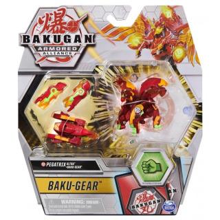 Obrázek 1 produktu Bakugan Baku-Gear drak s přídavnou výstrojí Pegatrix Ultra