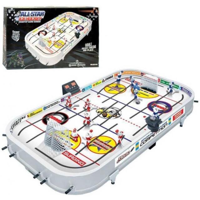 Obrázek produktu Hra MAXI hokej stolní velký ALL-STAR 89 x 48 cm