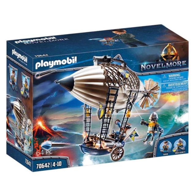 Obrázek produktu Playmobil 70642 Novelmore Dariova vzducholoď