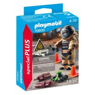 Obrázek 1 produktu Playmobil 70600 Policista pyrotechnik