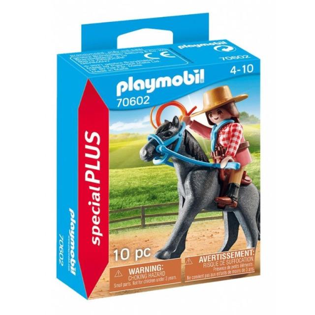 Obrázek produktu Playmobil 70602 Rodeo jezdkyně