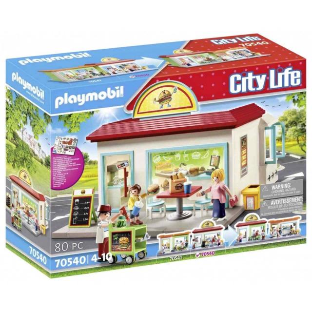 Obrázek produktu Playmobil 70540 Burger restaurace