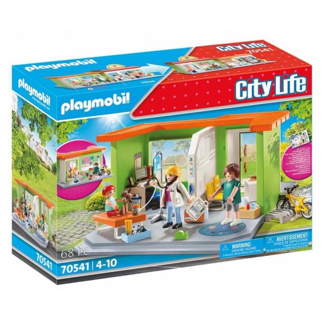 Obrázek produktu Playmobil 70541 Pediatrická ordinace