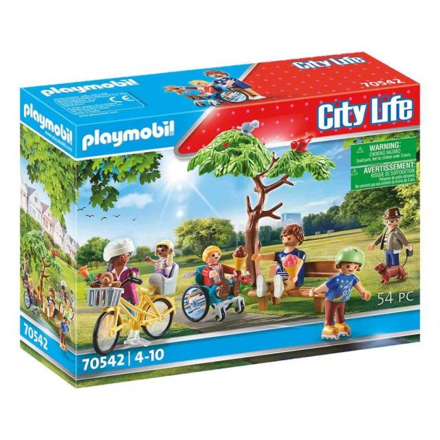 Obrázek produktu Playmobil 70542 V městském parku