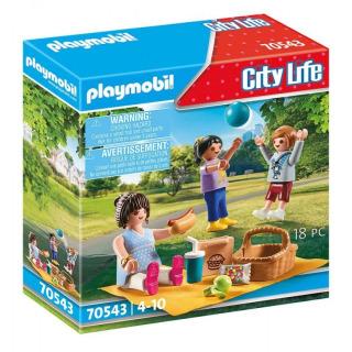 Obrázek 1 produktu Playmobil 70543 Piknik v parku