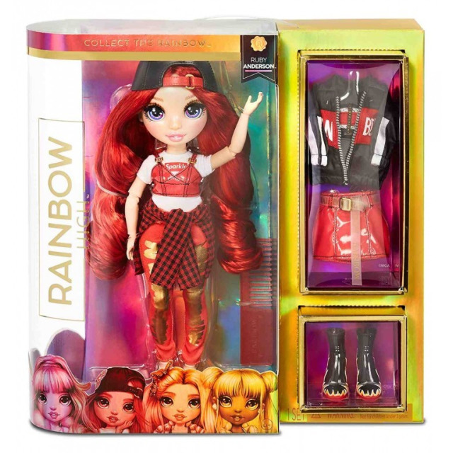 Obrázek produktu MGA Rainbow High Fashion panenka RUBY ANDERSON