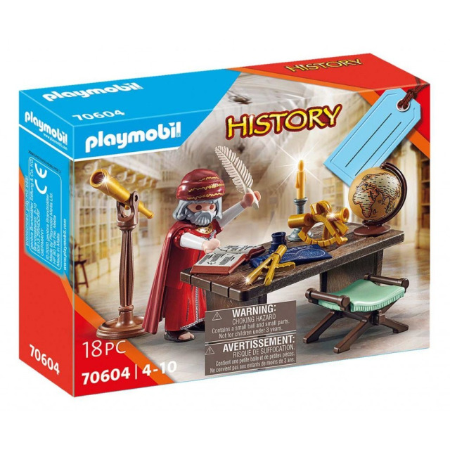 Obrázek produktu Playmobil 70604 Dárkový set: Hvězdář