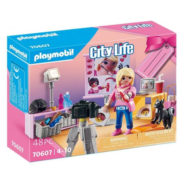 Obrázek produktu Playmobil 70607 Dárkový set: Influencerka