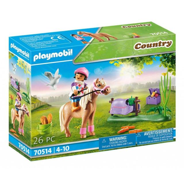 Obrázek produktu Playmobil 70514 Islandský Poník