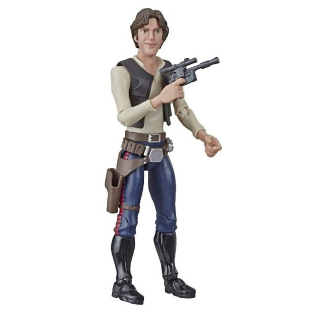Obrázek produktu Star Wars Epizoda 9 HAN SOLO figurka 12,5 cm, Hasbro E3809