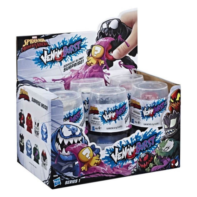 Obrázek produktu Spiderman Venom se slizem, Hasbro E8690