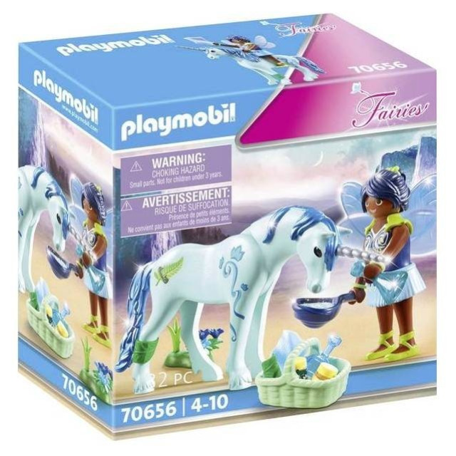 Obrázek produktu Playmobil 70656 Jednorožec a víla léčitelka