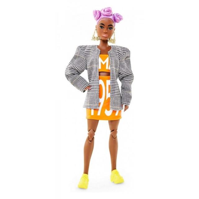 Obrázek produktu Barbie Sběratelská BMR1959 Ve žlutých teniskách módní DeLuxe, Mattel GNC46