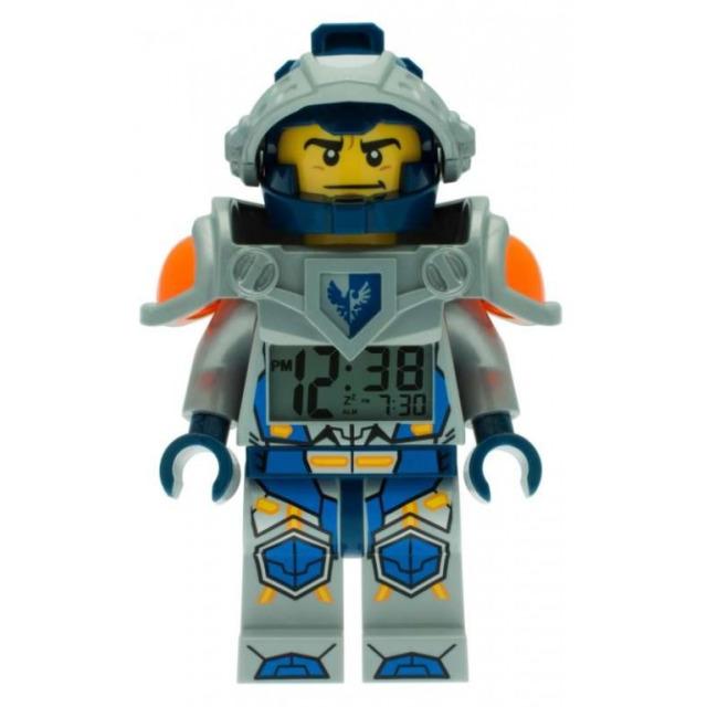 Obrázek produktu LEGO Nexo Knights hodiny s budíkem Clay (poškozený obal)