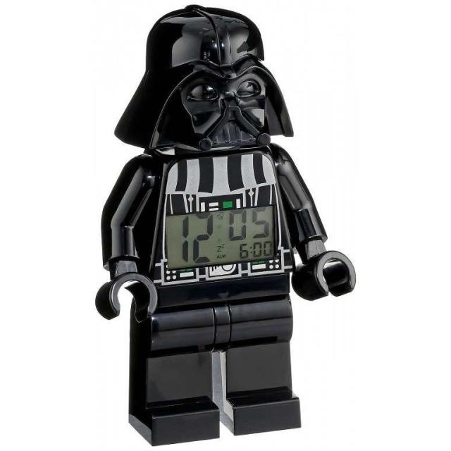Obrázek produktu LEGO Star Wars Darth Vader hodiny s budíkem (poškozený obal)