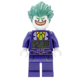 Obrázek 1 produktu LEGO Batman Movie hodiny s budíkem Joker (poškozený obal)
