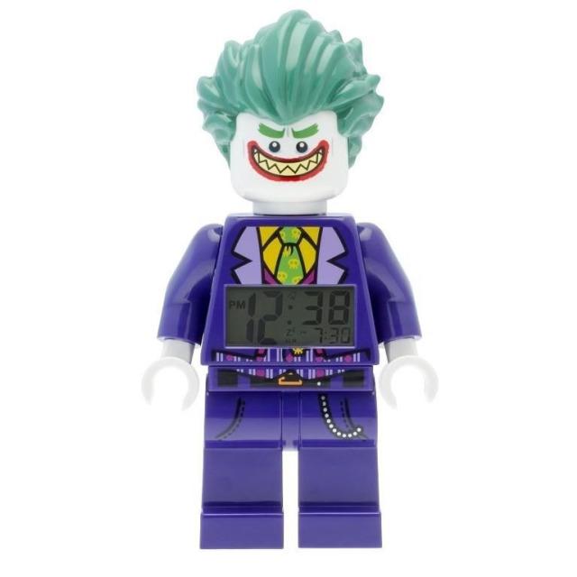 Obrázek produktu LEGO Batman Movie hodiny s budíkem Joker (poškozený obal)