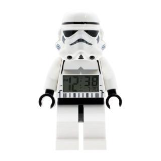 Obrázek 1 produktu LEGO Star Wars Stormtrooper hodiny s budíkem (poškozený obal)