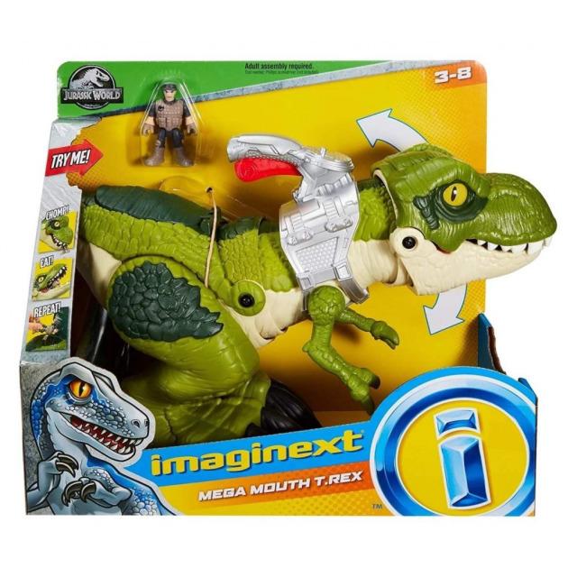 Obrázek produktu Fisher Price Imaginext MEGA T-REX, Mattel GBN14