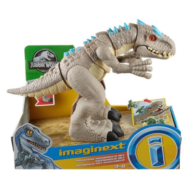 Obrázek produktu Fisher Price Imaginext ZUŘIVÝ INDOMINUS REX, Mattel GMR16