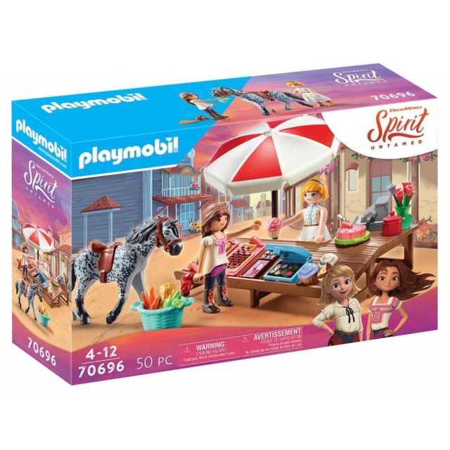 Obrázek produktu Playmobil 70696 Cukrárna v Miradero