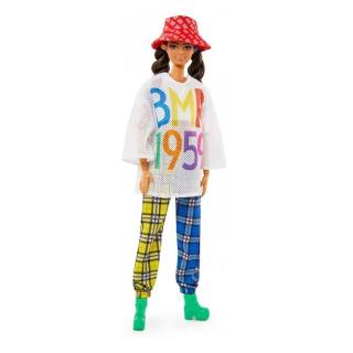 Obrázek 1 produktu Barbie Sběratelská BMR1959 V červeném klobouku módní DeLuxe, Mattel GNC48