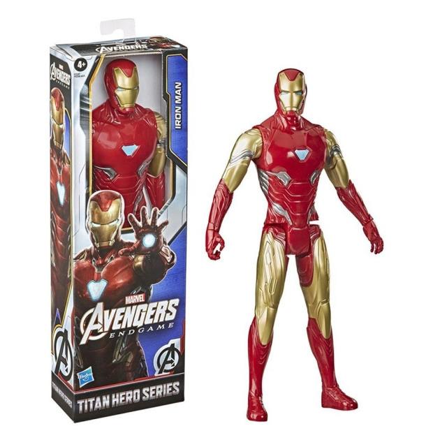 Obrázek produktu Hasbro Avengers EndGame Titan Hero IRON MAN, F2247