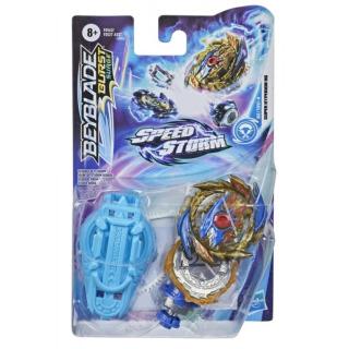 Obrázek 1 produktu BeyBlade Burst Surge kotouč SUPER HYPERION H6 s odpalovačem, Hasbro F0563