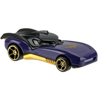 Obrázek 1 produktu Hot Wheels DC autíčko Batgirl, Mattel DXM52