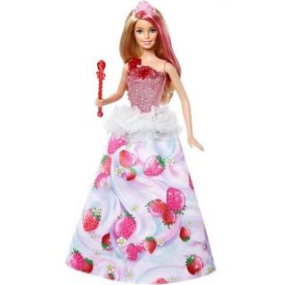 Obrázek 1 produktu Barbie Jahůdková princezna, Mattel DYX27