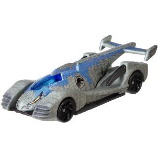 Obrázek 1 produktu Hot Wheels Jurský svět VELOCIRAPTOR BLUE, Mattel FLJ06