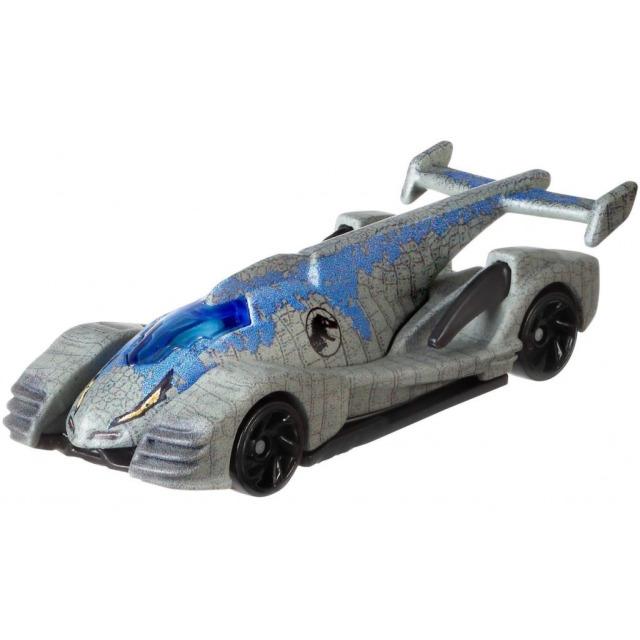 Obrázek produktu Hot Wheels Jurský svět VELOCIRAPTOR BLUE, Mattel FLJ06