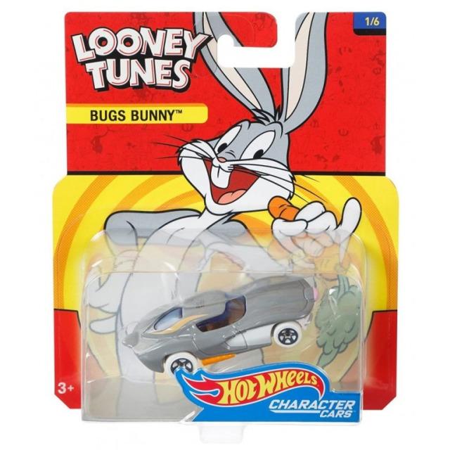 Obrázek produktu Hot Wheels Looney Tunes BUGS BUNNY, Mattel DXT10