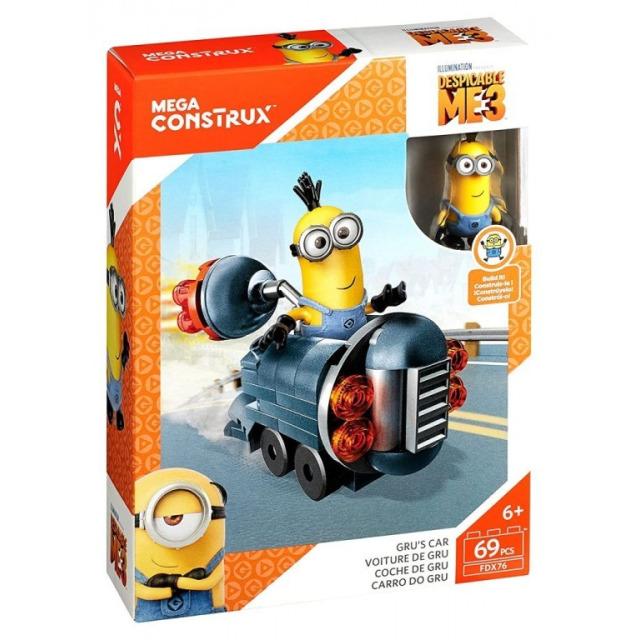 Obrázek produktu Mega Bloks Mimoňové Mini auto