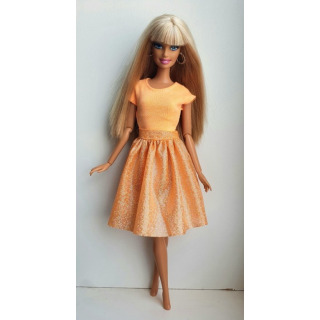 Obrázek 1 produktu LOVEDOLLS Glitrová sukně oranžová