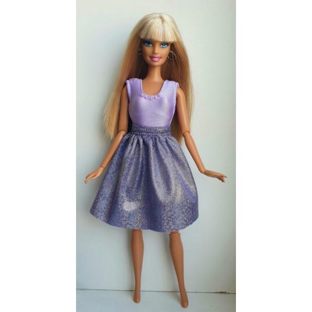 Obrázek produktu LOVEDOLLS Glitrová sukně fialová