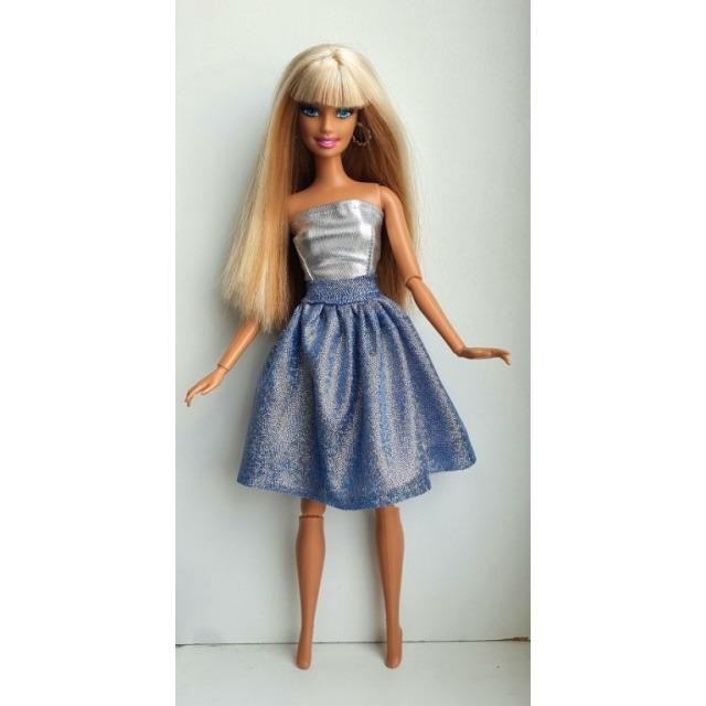 Obrázek produktu LOVEDOLLS Glitrová sukně modrá