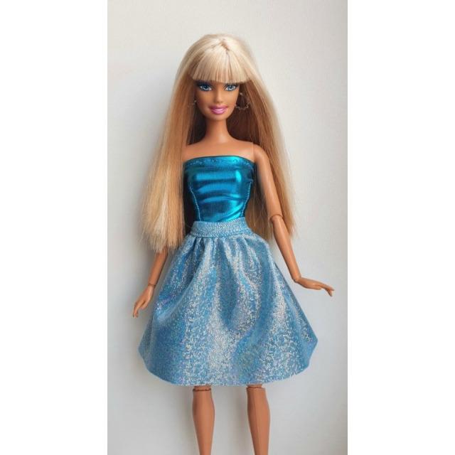 Obrázek produktu LOVEDOLLS Glitrová sukně tyrkysová