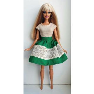 Obrázek 1 produktu LOVEDOLLS Zelená sukně