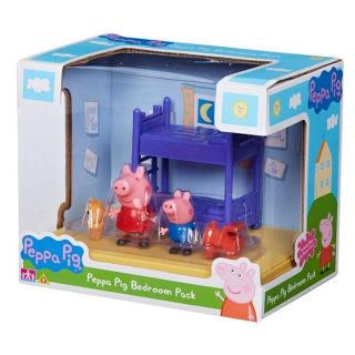Obrázek 1 produktu Peppa Pig Ložnice se 2 figurkami