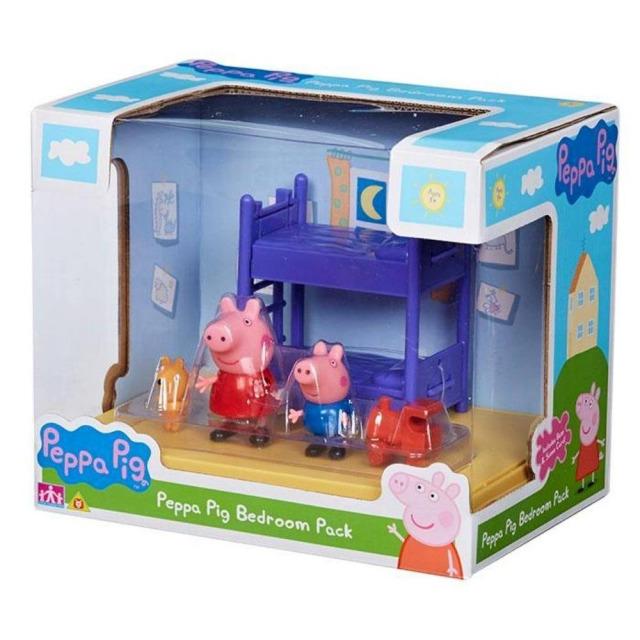 Obrázek produktu Peppa Pig Ložnice se 2 figurkami