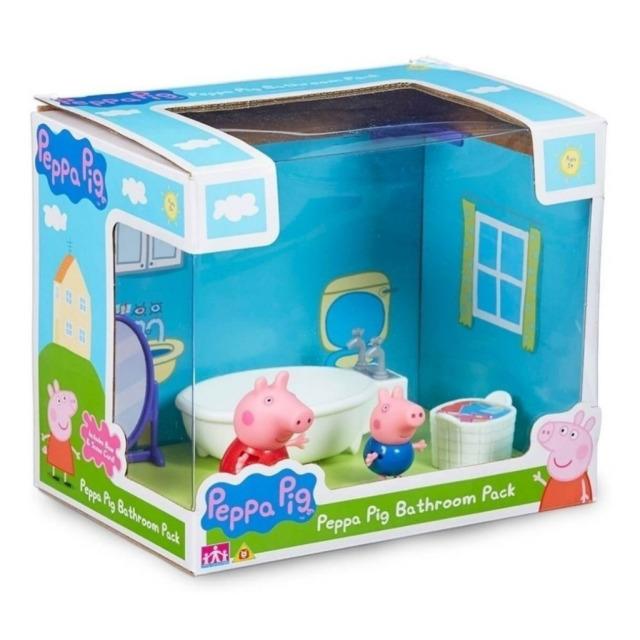 Obrázek produktu Peppa Pig Koupelna se 2 figurkami