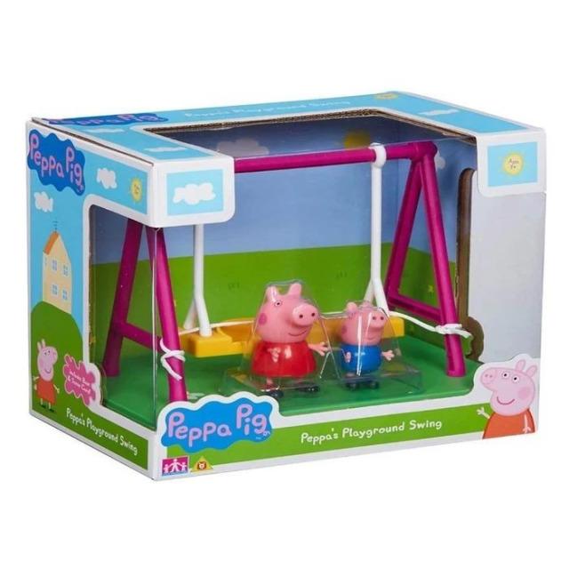 Obrázek produktu Peppa Pig Hřiště se 2 figurkami