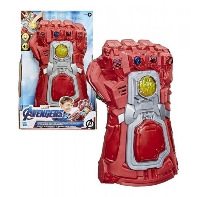 Obrázek produktu Avengers Elektronická červená rukavice nekonečna, Hasbro E9508
